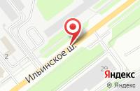 Схема проезда до компании Красногорск-Союз-Реклама в Красногорске
