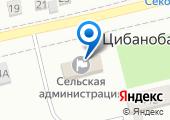 Администрация Приморского сельского округа на карте
