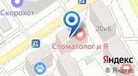 Компания Хирургический центр Поликлиника на карте