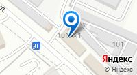Компания MIX на карте