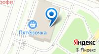 Компания Итиэль на карте
