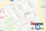 Схема проезда до компании Сёмушка в Анапе