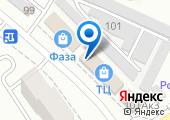 Кадастровый инженер Коновалова Е.Ю. на карте