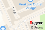 Схема проезда до компании Samsonite в Москве