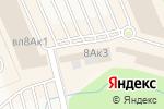 Схема проезда до компании Vnukovo Outlet Village в Москве