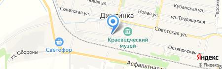 Юго-Западный банк Сбербанка России на карте Анапы
