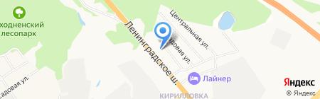 Адреналин.ru на карте Химок
