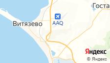 Отели города Цибанобалка на карте