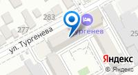 Компания Anapa.инфо на карте