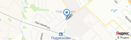 МЕБЕЛЬНАЯ ФУРНИТУРА на карте Химок