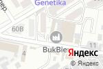 Схема проезда до компании Бук Бир Хаус в Анапе