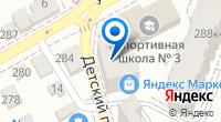 Компания Advance-Dev на карте