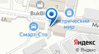 Компания Гидроматик на карте