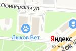 Схема проезда до компании Ерко в Москве