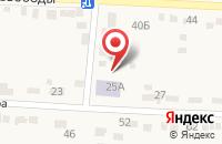 Схема проезда до компании Буратино в Красном Кургане