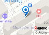 Илион на карте