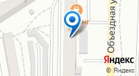 Компания Рубеж безопасности на карте