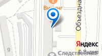 Компания Крепыж на карте
