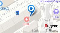 Компания ЮгКабель на карте