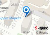 Тургеневский квартал на карте