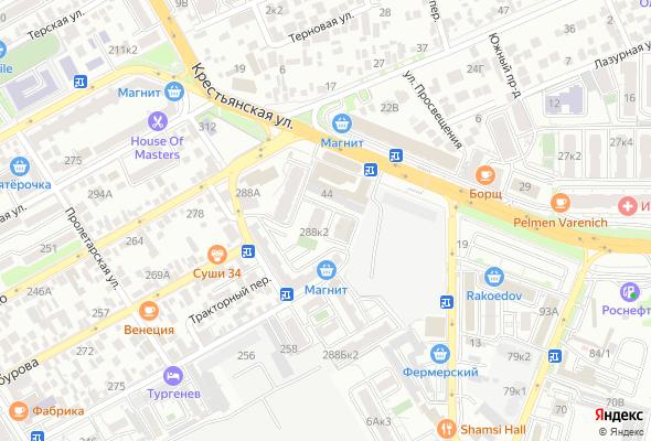 жилой комплекс Тургеневский Квартал
