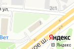 Схема проезда до компании Банкомат, Почта Банк, ПАО в Ватутинках