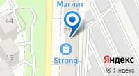 Компания Strong на карте