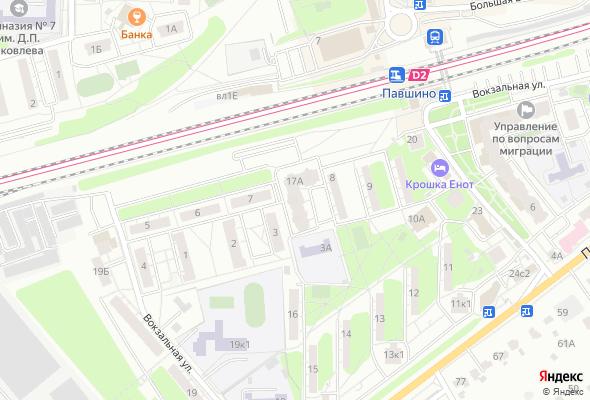 ЖК Красногорские ключи