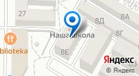 Компания Велодрайв на карте