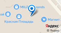 Компания ВМ на карте