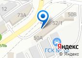 Виском на карте