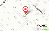 Схема проезда до компании Щит в Одинцово