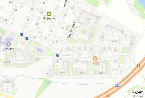 ЖК Западное Кунцево