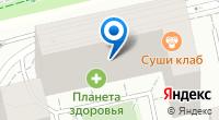 Компания 1001 каталог на карте