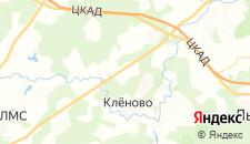 Отели города Киселево на карте