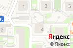 Схема проезда до компании So nice в Ромашково