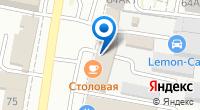 Компания Колесо на карте