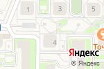 Схема проезда до компании Точка пива в Ромашково