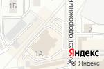 Схема проезда до компании Qiwi в Красногорске