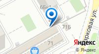 Компания Лесстройторг на карте