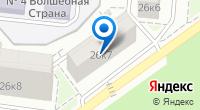 Компания Tori-brush на карте