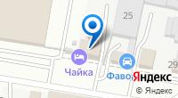 Компания Ритуальное агентство на карте