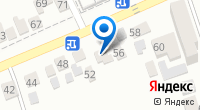 Компания Аква+ на карте