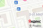 Схема проезда до компании Beauty Center & Spa в Москве