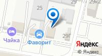 Компания Atlas на карте