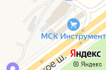 Схема проезда до компании Ремонт строительных инструментов в Ватутинках