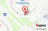 Схема проезда до компании Полиграф-Тм в Москве
