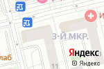 Схема проезда до компании Магазин овощей и фруктов в Московском