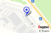 Схема проезда до компании ГРУППА КОМПАНИЙ КАРАТ INSTOOL в Москве