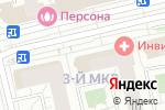 Схема проезда до компании Платежный терминал, Сбербанк, ПАО в Московском